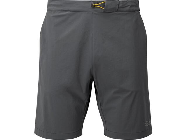 Rab Momentum - Pantalones cortos Hombre - gris